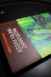Livro Assim Falava Zaratrustra.