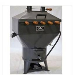 Título do anúncio: Churrasqueira Nova  a Bafo 25 kg G25 a Gás.