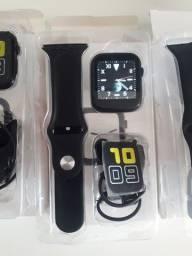 Smartwatch x6 Coloca Foto Recebe Ligações