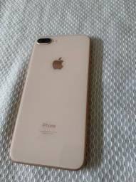 iPhone 8 Plus 64 gigas saúde da bateria 87.