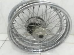 Roda de ferro da frante 200 reais  DESAPEGA