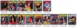 Coleção Revista Guitar Class