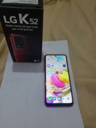 Smartphone LG K 52 NOVO NA CAIXA NUNCA FOI USADO