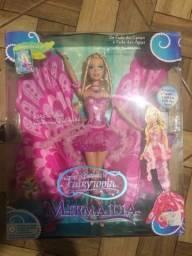 Boneca Barbie Fairytopia Mermaidia - Na Caixa