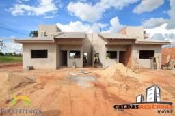Casa com piscina ( residencial pirapitinga) caldas novas