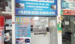 Rtec assistência técnica conserto de TV Led LCD micro ondas e outros equipamentos