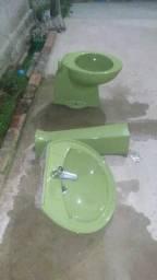 Torro conjunto sanitário(pia e vaso)
