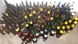 Vendo cascos de cerveja 600 ml /piriguete