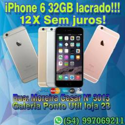 Iphone 6 32gb original novo