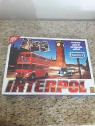 Jogo Interpol novo