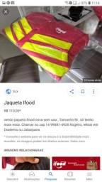 Jaqueta ifood
