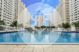 Borges Landeiro Tropicale - Torre Brisa - 58 m2. 2 quartos com Suíte