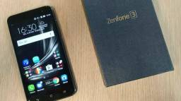 Zenfone 64GB 4RAM apenas troca