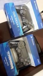 Controle PS4 230 cada