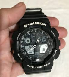 a1a52d31119 Relógio Casio G-shock Ga-100