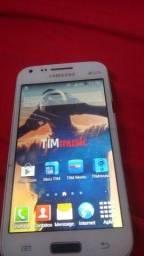 Celular Samsung core plus quebra galho