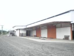 Galpão/depósito/armazém para alugar em Caju, Nova santa rita cod:BD2018