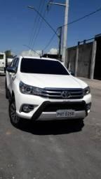 Toyota Hilux SRX 17/18 a Top - 2018