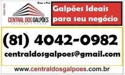 Título do anúncio: Galpão em João Pessoa próximo da BR