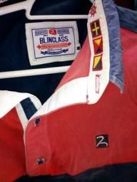Camisa Gola Polo Da Blinclass Original