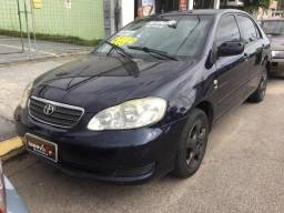 TOYOTA COROLLA 2004/2005 1.8 XEI 16V FLEX 4P MANUAL - 2005