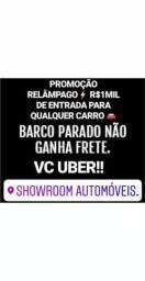 Recuse IMITAÇÕES!! R$1MIL DE ENTRADA SÓ NA SHOWROOM AUTOMÓVEIS É FÁCIL FINANCIAR! - 2019