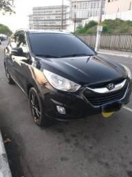 Hyundai Ix35 com gnv 5a. Top de linha. IPVA 2020 Pago - 2011