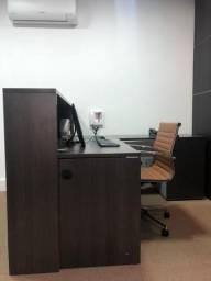 Recepção de escritório