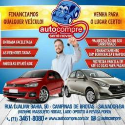 Financiamos Veiculos city fit hrv fiesta logan cerato master - 2014