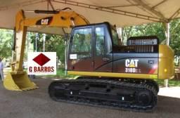 Caterpillar 318 D2L Peso Operacional: 17.350kg 2019