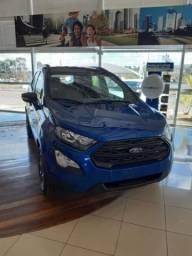Ford Ecosport-100 -anos aut 2020 - 2020