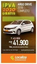 FIAT ARGO 2018/2019 1.3 FIREFLY FLEX DRIVE MANUAL - 2019