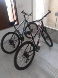 Vendo 2 bikes tops