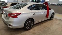 Nissan/sentra 2.0 sl flex 2018 - 2018