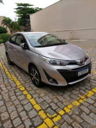 Toyota Yaris XLS 2019 top de linha