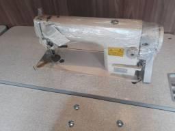 Maquina de costura reta industrial nova com garantia 1 ano