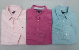 Camisas Femininas Tommy Hilfiger - R$ 95,00 cada - Leia o Anúncio!!!