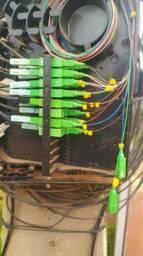 Contratando (mei) instalador de internet/fibras ópticas com carro ferramentas