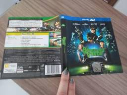 Dvd Blu-ray 3D O besouro verde