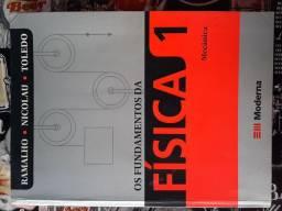 Livro de física 1 (Mecânica) fundamentos da física