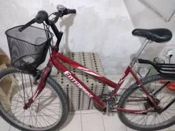 Bicicleta ótima de pedalar