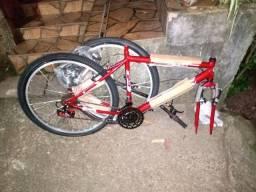 Bicicleta Houston Hammer Foxer ARO 26 Mtb 21 Marchas