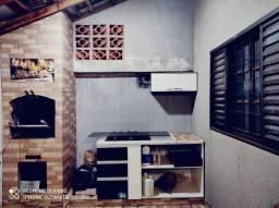 Alugo casa no Rita Vieira
