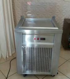 Máquina de sorvete na chapa-Venda ou Troca