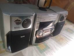 Microsystem Philips-FWC380 120 Watts