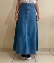 Saia Jeans Pull and Bear
