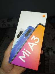 Caixa Xiaomi Mi A3 sem acessórios