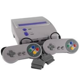 Game Console para Jogos Super Nintendo (SNES 16 Bit)