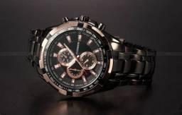 Relógio Curren Aço Inox