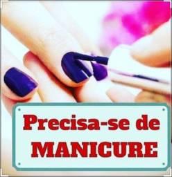Precisa de manicure